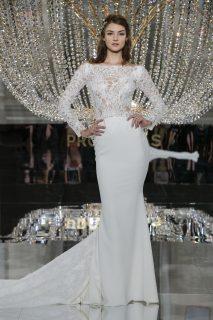 New York Bridal Week 2017: gli abiti da sposa più belli da copiare
