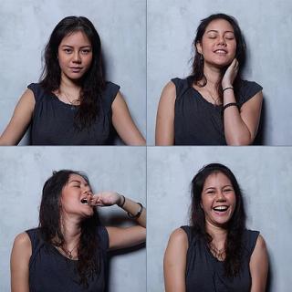 The O Project: il volto delle donne prima, durante e dopo l'orgasmo