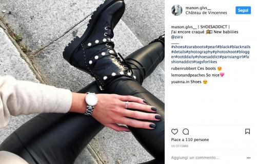Questi 5 stivali di Zara sono il nuovo fenomeno Instagram
