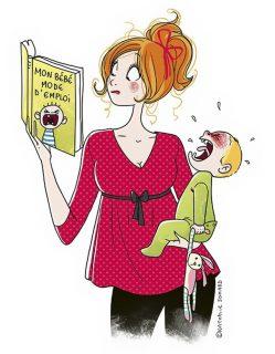 Tutta la verità sull'essere mamma in 25 immagini