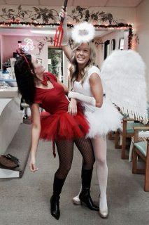 20 idee per travestimenti di Halloween di coppia o di gruppo davvero originali