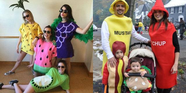 Costumi Halloween Di Gruppo.20 Idee Per Travestimenti Di Halloween Di Coppia O Di Gruppo Davvero