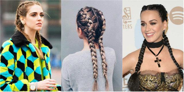 Le ragazze di Instagram ci insegnano come fare 20 trecce delle star