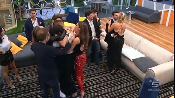 GF Vip, Moser VS Monte e Cecilia Rodriguez lascia il fidanzato in diretta
