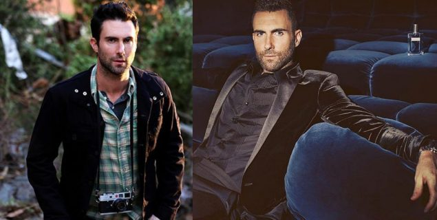 Adam Levine, Jake Gyllenhaal e i testimonial beauty vip più sexy di sempre