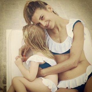 """Nicoletta Romanoff: """"Pensano che i miei figli siano i miei compagni"""""""