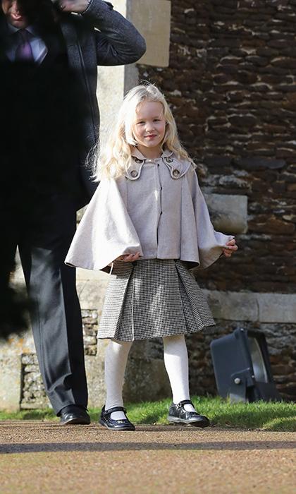 Chi sono Mia Tindall e i nipoti della regina Elisabetta
