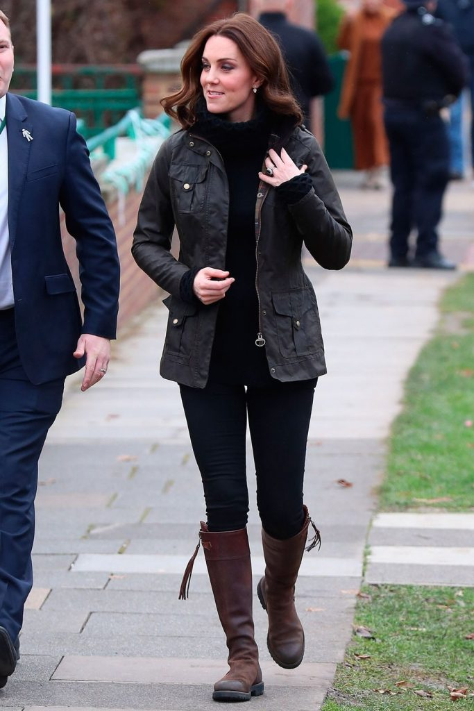 A lezione di stile in gravidanza da Kate Middleton