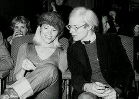 L'eros androgino di Amanda Lear, la musa di Salvador Dalì