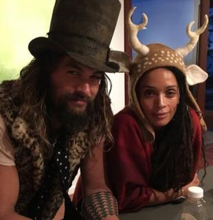 Lisa Bonet e Jason Momoa: una storia d'amore in 15 scatti