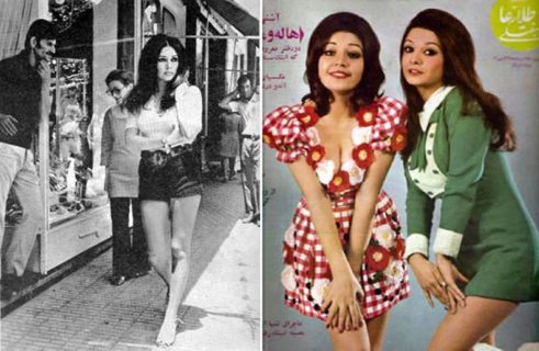 La vita trasgressiva delle donne in Iran prima della rivoluzione islamica
