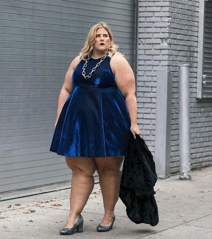 La risposta del brand a chi ha bullizzato la modella plus size per questa foto