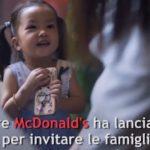 """""""Niente smartphone a tavola"""": il messaggio dietro al video di McDonald's"""