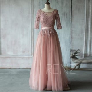 """Il colore del vestito da sposa 2018 è il """"rosa nostalgia"""""""
