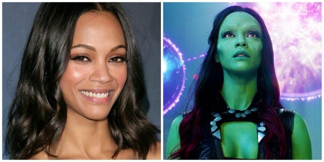 La Magia del Make-Up sul Set: Ecco le Strabilianti Trasformazioni degli Attori