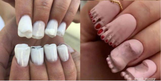 Le 29 manicure peggiori di sempre