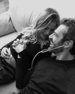 Benvenuta Nina Speranza: Cristina Marino e Luca Argentero sono genitori