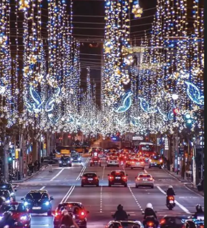 Natale nel mondo: le luminarie natalizie che ti faranno sognare