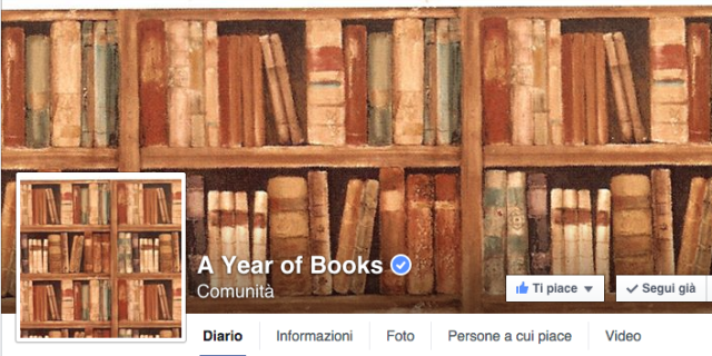 La Sfida di Facebook: A Year of Books, il Club del Libro Globale