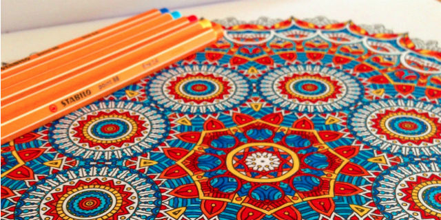 colouring-combattere-stress