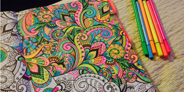 colouring-art-therapy