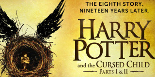 harry potter and the cursed child libro