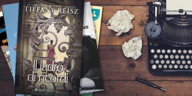 """5 libri per chi, come Nicholas Sparks, ha """"parole che non ha mai detto"""""""