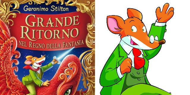 libri per bambini geronimo stilton