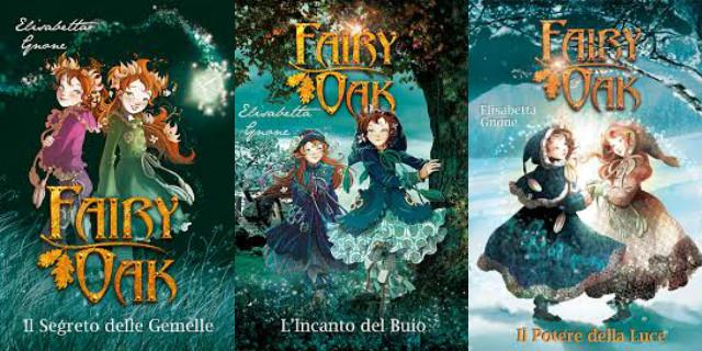 Libri per bambini Fairy oak