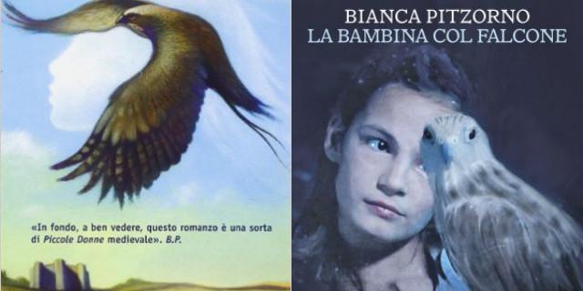Libri per bambini la bambina col falcone