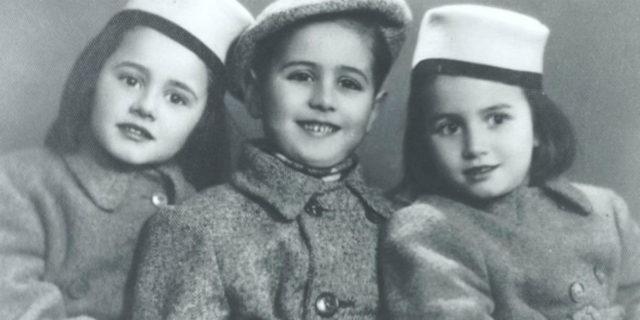 Sergio, morto nel modo più atroce solo perché voleva la mamma, e i bimbi dell'Olocausto