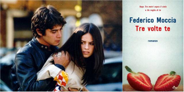 """Federico Moccia racconta """"Tre volte te"""": """"Ascoltare l'amore non ci stanca mai"""""""