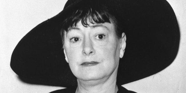 """Dorothy Parker: se suicidarsi fa male e mette in disordine, """"tanto vale vivere..."""""""