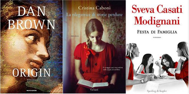11 libri che non puoi lasciarti sfuggire a ottobre