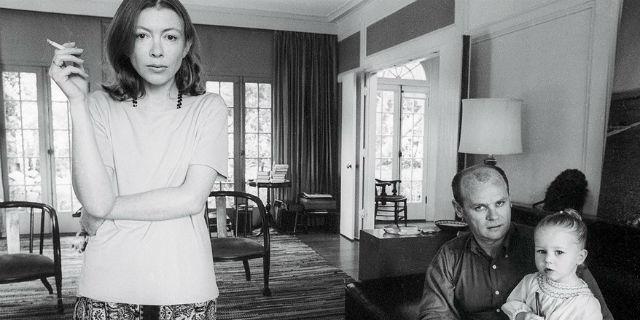 """Joan Didion: """"Non penso a morire, ma a vivere anche dopo la morte di mia figlia"""""""