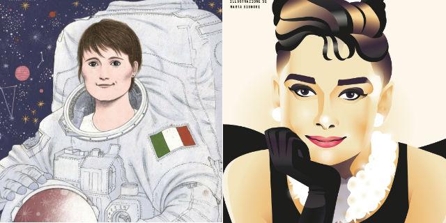"""""""Le donne hanno la stoffa degli eroi"""": Storie della Buonanotte per Bambine Ribelli 2"""