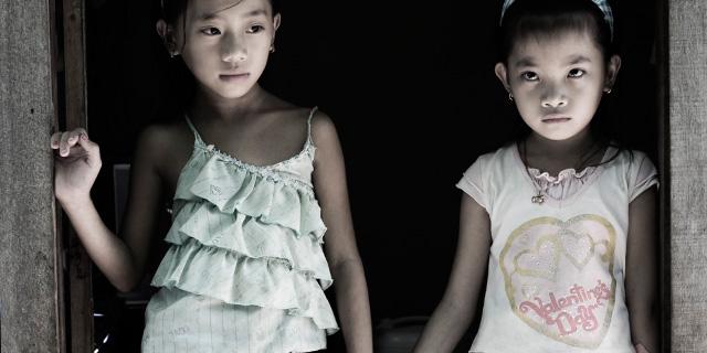 Le ex bambine prostitute da DE-erotizzare di Phnom Penh