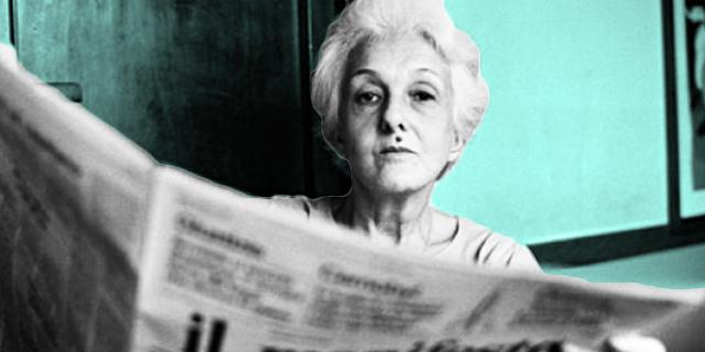 """Rossana Rossanda: """"Le deformità del mio corpo che invecchia"""""""