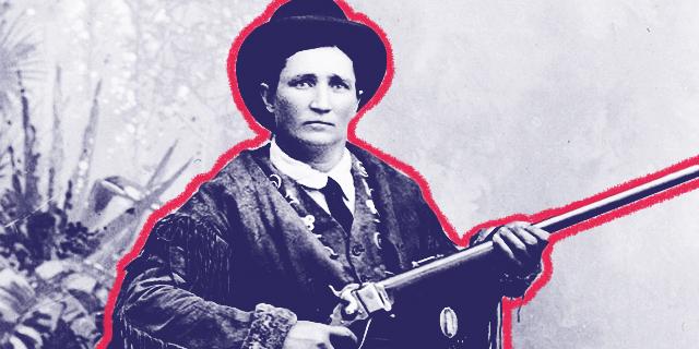 Calamity Jane: quella confessione alla figlia della mamma con la pistola