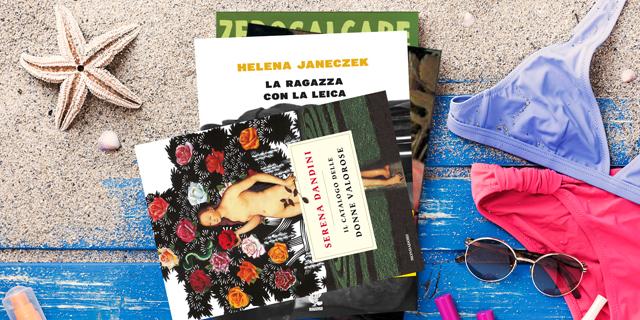 Non fare la capra: leggi! 17 libri da leggere sotto l'ombrellone che fa pure figo