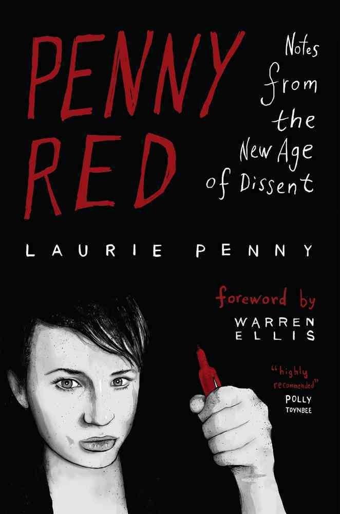 """Uomini che scop**o donne invisibili: Laurie Penny e le """"teorie di una stronza"""""""
