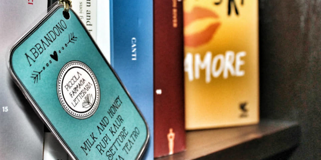 Cos'è la Piccola Farmacia Letteraria e come si cura il mal d'amore con i libri