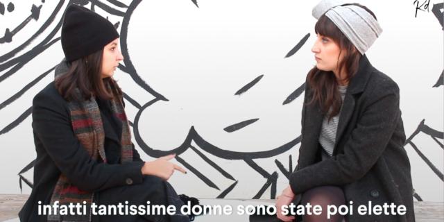 """Il folle motivo per cui noi italiane dovevamo andare a votare """"senza rossetto"""""""