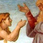 """Non è vero che nella Bibbia c'è scritto """"Con dolore partorirai figli"""""""