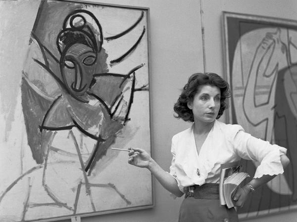 Il magnetismo di Palma Bucarelli, che finì in tribunale per la Merda d'artista