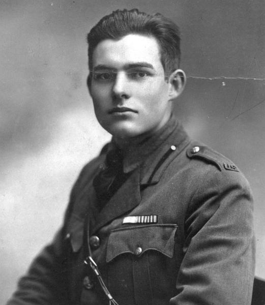 """""""Dille che l'amo"""": quelle lettere ad amori impossibili di Ernest Hemingway"""