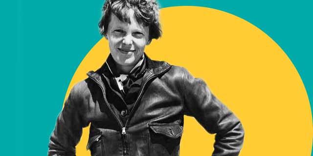 Amelia Earhart, la ragazza che non aveva paura di volare