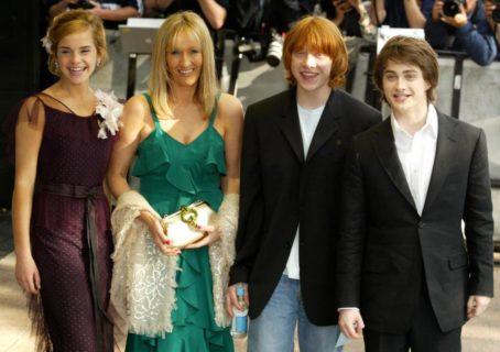 Se pensi di aver sbagliato tutto, ascolta queste parole di J.K Rowling