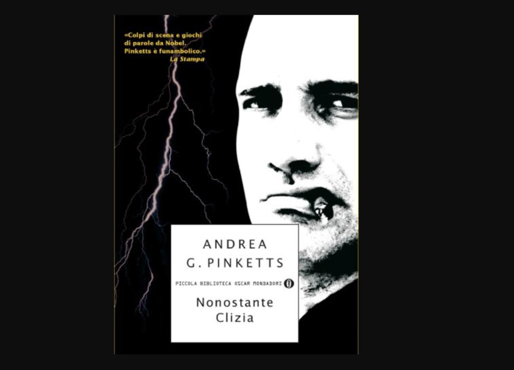 Andrea G. Pinketts: la tenera lapide dedicatagli dalla madre e le altre donne