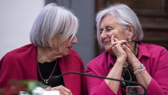 Andra e Tatiana Bucci, costrette a rinunciare alla mamma per salvarsi a Auschwitz